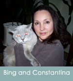 Constantina M. A. Vaseliades - Lifeforce Harmonious Healing for People and Pets
