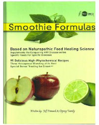 Lifeforce Harmonious Healing for People and Pets - Food Healing - Smoothie Formulas